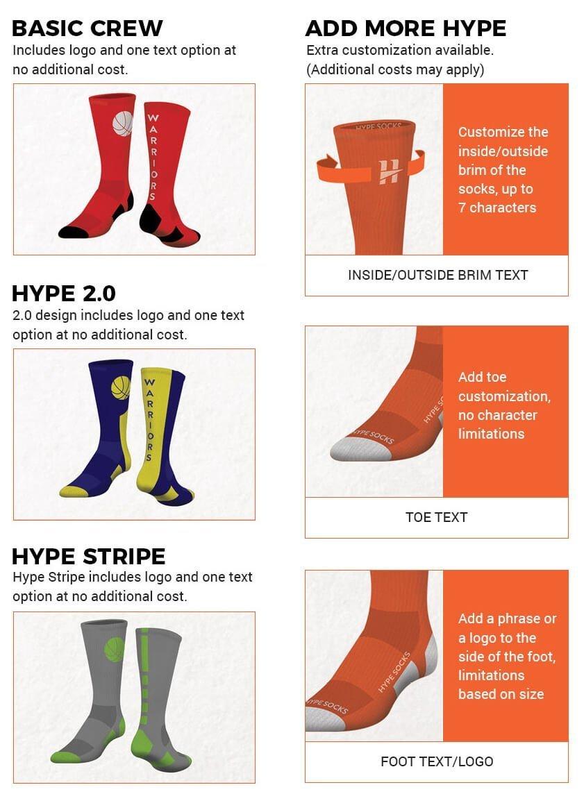 Basketball | Hype Socks